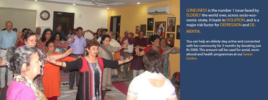 Samvedna Senior Care Foundation